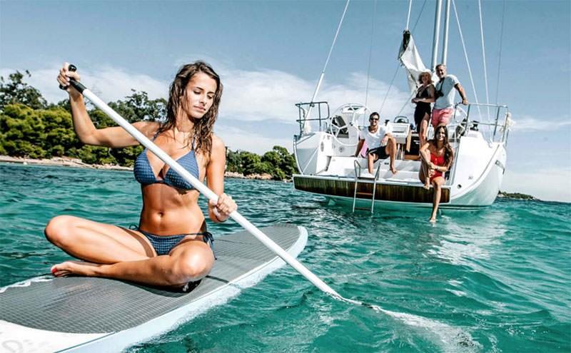 egytestű yacht, hajóbérlés horvátország