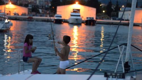 Yacht bérlés az Adrián