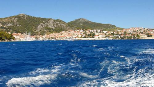 Hajóbérlés Adria, Horvátország