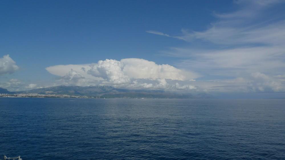 VItorlás hajó bérlés Adria