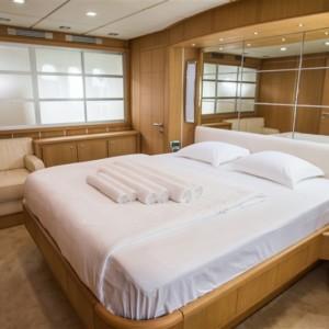 Abacus 70 hajó bérlés Horvátországban,  hajó bérlés az Adrián,  luxusnyaralás,  Adriai tenger
