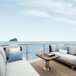 Azimut 55 hajóbérlés az Adrián,  hajóbérlés,  Adria,  luxusnyaralás