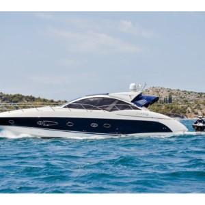 Azimut Atlantis 54 hajó bérlés Horvátországban,  Horvátország,  luxusnyaralás,  Adriai tenger