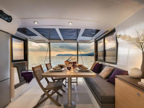 Bali 4.0 katamarán bérlés Horvátországban,  Horvátország,  luxusnyaralás,  hajóbérlés Adria