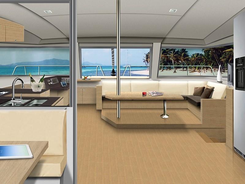 Bali 4.5 hajóbérlés az Adrián,  Adria,  luxusnyaralás,  yacht bérlés