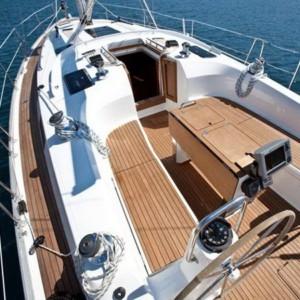 Bavaria Cruiser 40 vitorlás bérlés az Adrián,  hajóbérlés az Adrián,  Horvátország hajóbérlés,  vitorlás bérlés