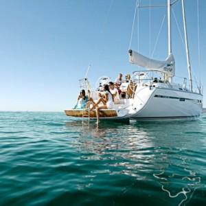 Bavaria Cruiser 46 hajóbérlés,  Adria,  luxusnyaralás,  Adriai tenger