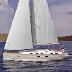 Bavaria Cruiser 50 vitorlás bérlés Horvátországban,  vitorlás bérlés az Adrián,  hajóbérlés Horvátország,  Adriai tenger