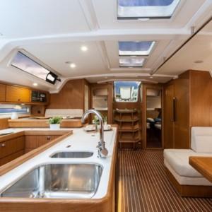 Bavaria Cruiser 56 luxusnyaralás,  Horvátország hajóbérlés,  hajóbérlés Horvátország,  hajóbérlés Adria
