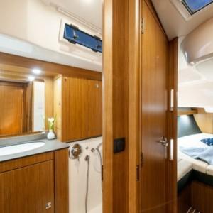 Bavaria Cruiser 56 vitorlás bérlés,  vitorlás bérlés Horvátországban,  vitorlás bérlés az Adrián,  hajóbérlés