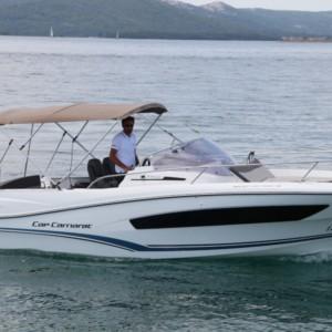 Cap Camarat 7.5 WA SERIE 2 motoros hajó ,  motoros hajó bérlés,  motoros hajó bérlés Horvátországban,  Horvátország hajóbérlés