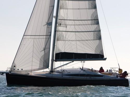 Delphia 47 vitorlás ,  hajóbérlés Horvátország,  hajóbérlés Adria,  Adriai tenger