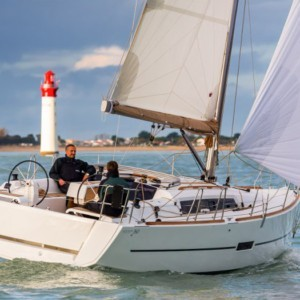 Dufour 350 Grand Large vitorlás bérlés Horvátországban,  hajóbérlés,  luxusnyaralás,  Adriai tenger