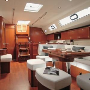 Dufour 412 Grand large vitorlás ,  vitorlás bérlés Horvátországban,  yacht bérlés,  Horvátország hajóbérlés