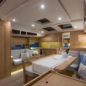Dufour 460 Grand Large hajóbérlés,  yacht bérlés,  hajóbérlés Adria,  vitorlás bérlés