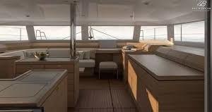 Dufour Catamaran 48 katamarán ,  katamarán bérlés,  Adria,  hajóbérlés Adria