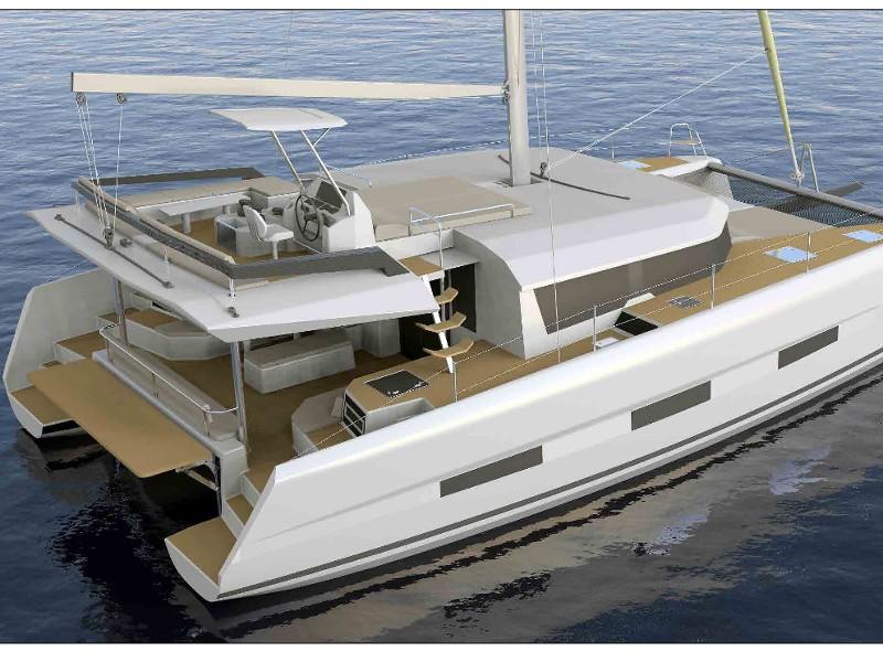 Dufour Catamaran 48 Horvátország,  hajóbérlés,  yacht bérlés,  hajóbérlés Horvátország