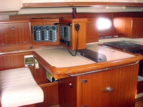 Gib Sea 51 vitorlás ,  hajóbérlés az Adrián,  Horvátország,  yacht bérlés