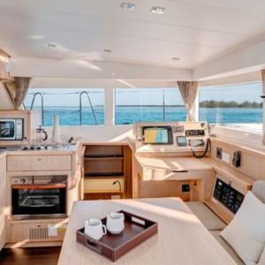 Lagoon 39 katamarán ,  hajóbérlés az Adrián,  luxusnyaralás,  katamarán bérlés