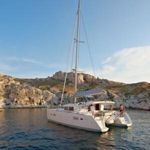 Lagoon 400 S2 luxusnyaralás,  yacht bérlés,  hajóbérlés Horvátország,  hajóbérlés Adria
