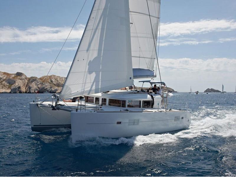 Lagoon 400 S2 hajóbérlés,  Adria,  yacht bérlés,  Adriai tenger