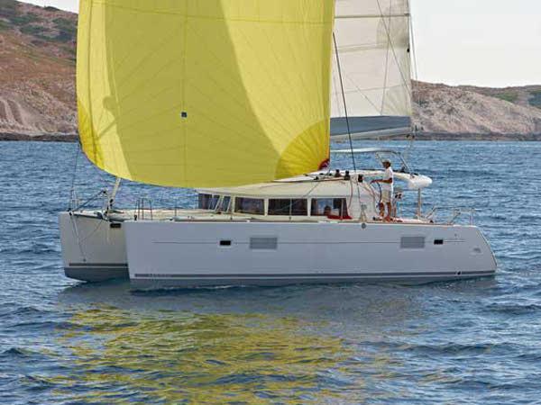 Lagoon 400 S2 katamarán bérlés Horvátországban,  Horvátország,  hajóbérlés Horvátország,  katamarán bérlés