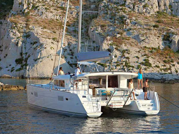 Lagoon 400 S2 katamarán bérlés,  hajóbérlés,  Adria,  yacht bérlés