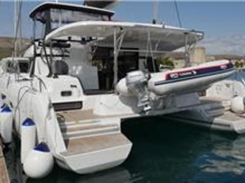 Lagoon 42 Horvátország,  Adria,  luxusnyaralás,  yacht bérlés