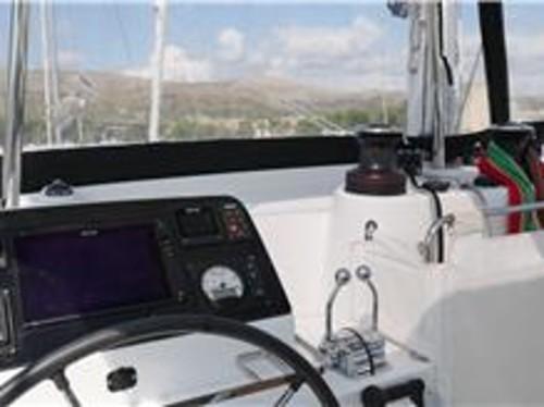 Lagoon 42 hajóbérlés az Adrián,  luxusnyaralás,  hajóbérlés Horvátország,  hajóbérlés Adria