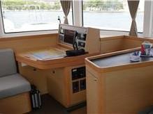 Lagoon 42 katamarán bérlés,  hajóbérlés az Adrián,  Adria,  luxusnyaralás