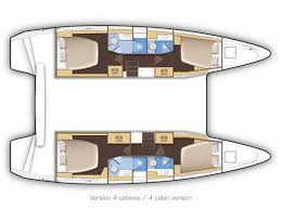 Lagoon 42 hajóbérlés az Adrián,  Horvátország,  luxusnyaralás,  yacht bérlés