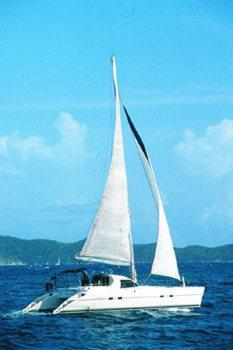 Lagoon 42 Horvátország,  Adria,  luxusnyaralás,  hajóbérlés Adria