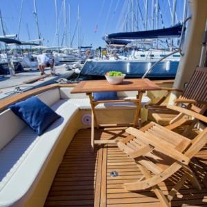 Marco Polo 12 hajóbérlés az Adrián,  hajóbérlés,  Horvátország hajóbérlés,  motoros hajó bérlés