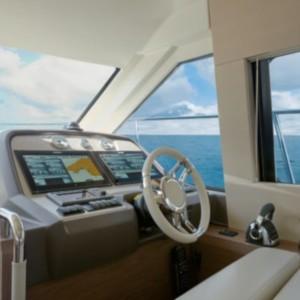 Monte Carlo 5 hajó ,  hajó bérlés Horvátországban,  luxusnyaralás,  Horvátország hajóbérlés