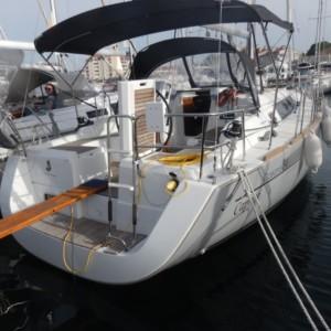 Oceanis 34 Horvátország,  Adria,  yacht bérlés,  vitorlás bérlés