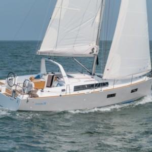 Oceanis 38 vitorlás bérlés,  vitorlás bérlés Horvátországban,  hajóbérlés,  hajóbérlés Horvátország