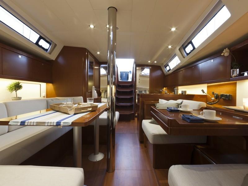 Oceanis 41 vitorlás bérlés Horvátországban,  Horvátország,  luxusnyaralás,  Horvátország hajóbérlés