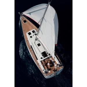 Oceanis 45 hajóbérlés az Adrián,  Horvátország,  Horvátország hajóbérlés,  hajóbérlés Adria