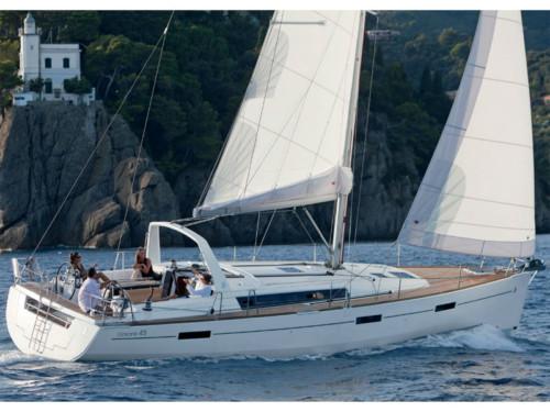 Oceanis 45 vitorlás ,  Horvátország hajóbérlés,  vitorlás bérlés,  Adriai tenger