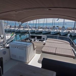 Prestige 520 hajó ,  hajó bérlés,  Adria,  luxusnyaralás