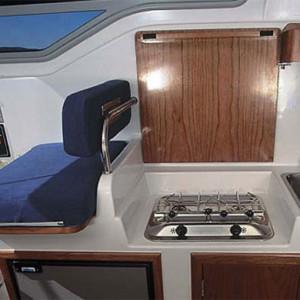 Vektor 950 motoros hajó ,  luxusnyaralás,  yacht bérlés,  Horvátország hajóbérlés
