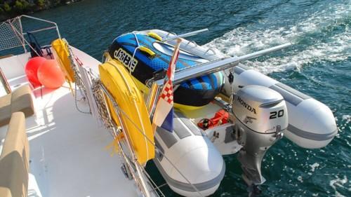 yacht árak Horvátország
