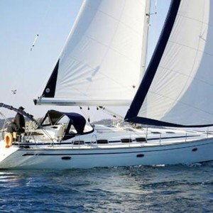 Bavaria 46 Cruiser vitorlás ,  hajóbérlés az Adrián,  Adria,  hajóbérlés Horvátország
