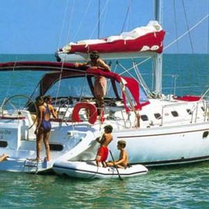 Gib Sea 51 vitorlás ,  vitorlás bérlés Horvátországban,  hajóbérlés,  yacht bérlés